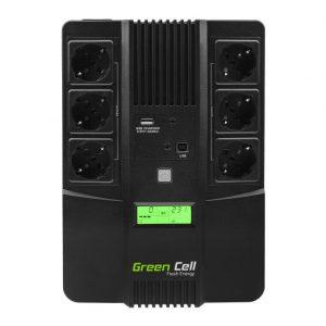 GreenCell.global GmbH USV
